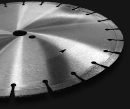 diamantové nástroje GENT - kotouč 700 mm