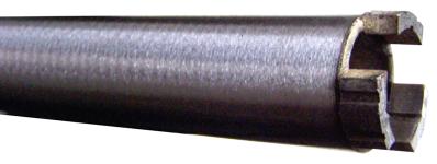 diamantová korunka TURBO LASER, jádrové vrtání