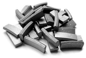diamantové segmenty pro diamantové nástroje