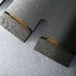 segmenty - diamantový kotouč 700 900 mm