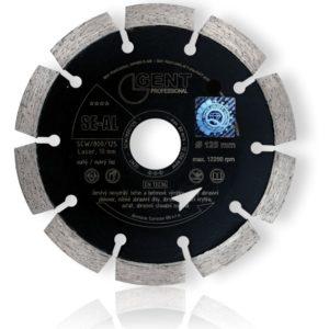 diamantový kotouč 125 mm na abrazivní materiál SE-AL