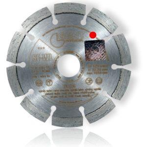 SE-WL diamantový řezný kotouč na vyzrálý beton