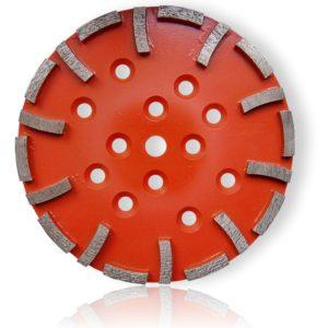 brusný kotouč pro podlahovou brusku 250mm